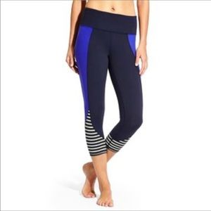 ATHLETA || chatarunga Capri legging size small